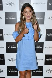 Louise Thompson – Nespresso Launch Party in London, UK 07/11/2017