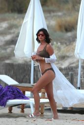 Lucy Mecklenburgh in Ibiza,Spain 07/21/2017