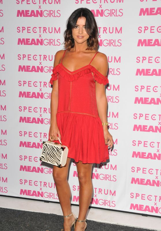 Lucy Mecklenburgh – Spectrum and Mean Girls Burn Book Launch Party in London 07/26/2017