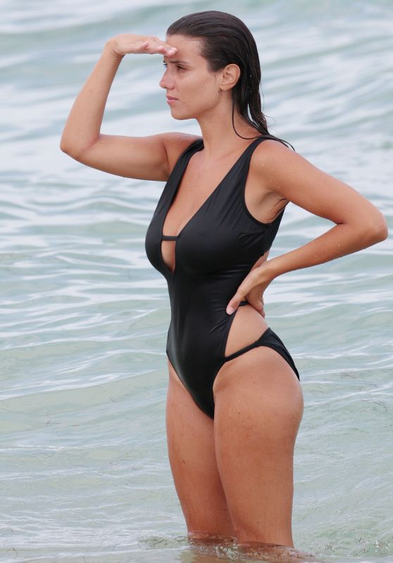 Ludivine Sagna - Miami Beach 07/20/2017