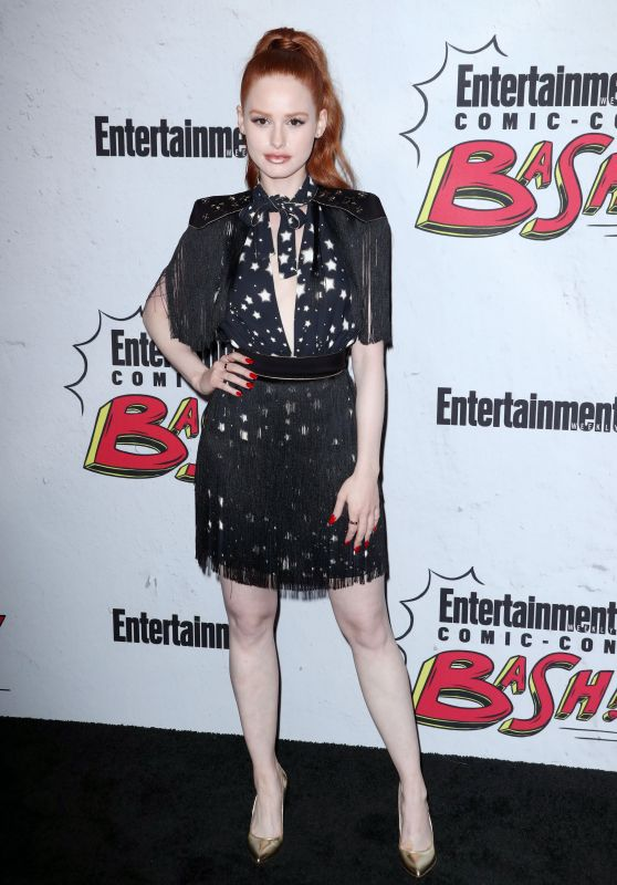 Madelaine Petsch – EW Party at San Diego Comic-Con 07/22/2017