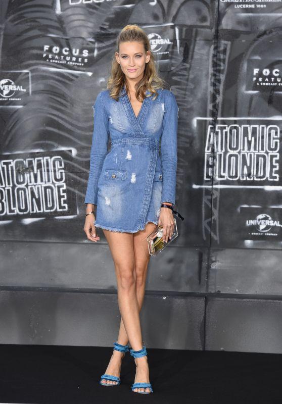 "Mandy Bork – ""Atomic Blonde"" Premiere in Berlin 07/17/2017"