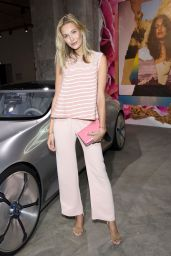 Mandy Bork – Malaikaraiss Show at Mercedes Benz Fashion Week in Berlin 07/05/2017