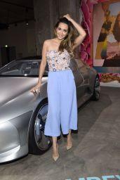 Mandy Grace Capristo - Laurel Show at Mercedes Benz Fashion Week in Berlin 07/04/2017
