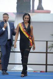 Manuela Thoma-Adofo – European Miss Team Cup in Europa-Park, Rust 07/06/2017