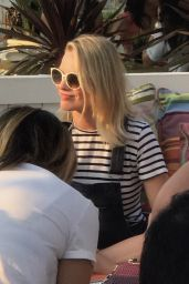 Margot Robbie at Mama Shelter Bar in Hollywood 07/16/2017