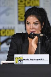 Marie Avgeropoulos - Comic-Con International in San Diego 07/21/2017