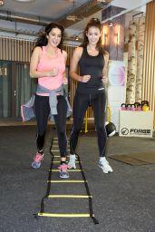 Mariella & Isabella Ahrens - CYBEROBICS® WOMEN