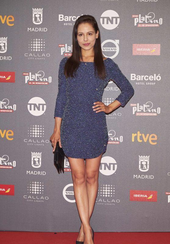 Martina García – Platino Awards in Madrid 07/20/2017