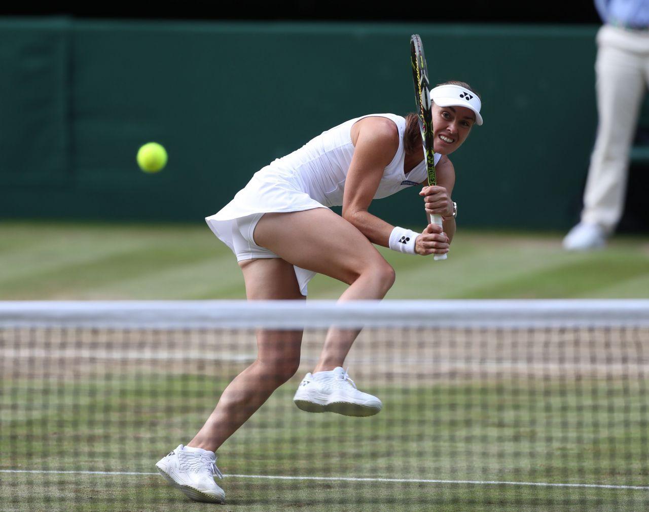 Hingis Wimbledon Tennis Championships 07 13 2017