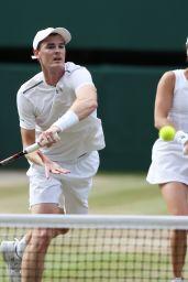 Martina Hingis - Wimbledon Tennis Championships 07/13/2017