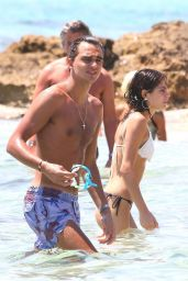 Martina Stoessel on Holiday in Ibiza, Spain 07/31/2017