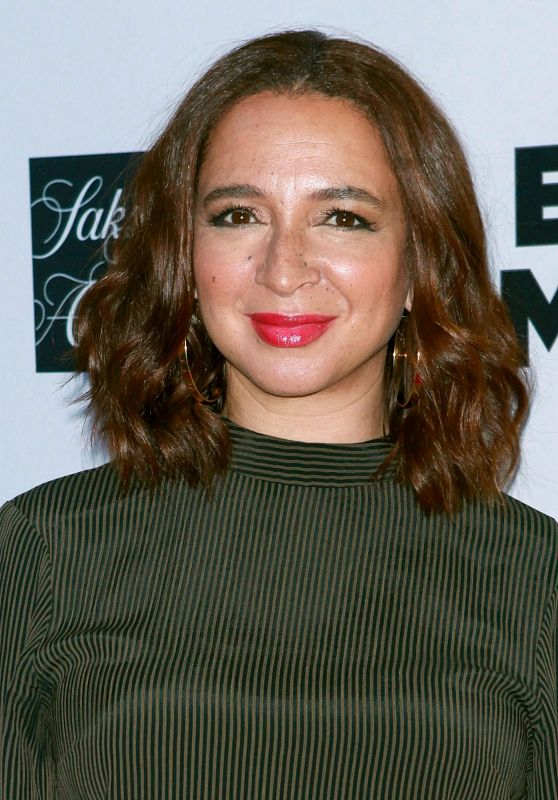 "Maya Rudolph - ""The Emoji Movie"" Premiere in New York 07/17/2017"