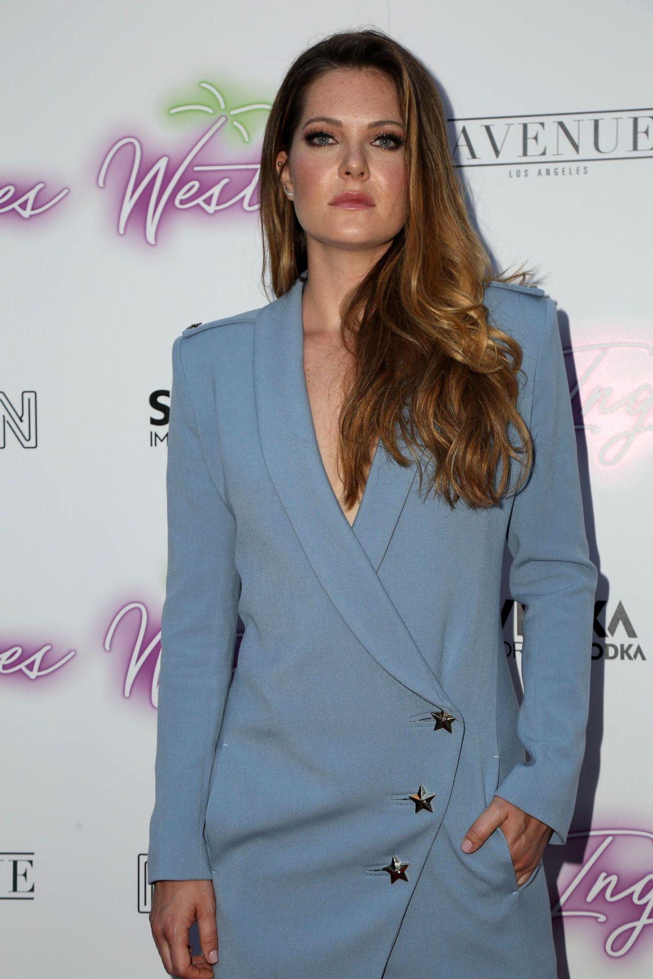 """Meghann Fahy – """"Ingrid Goes West"""" Premiere in Los Angeles ..."""