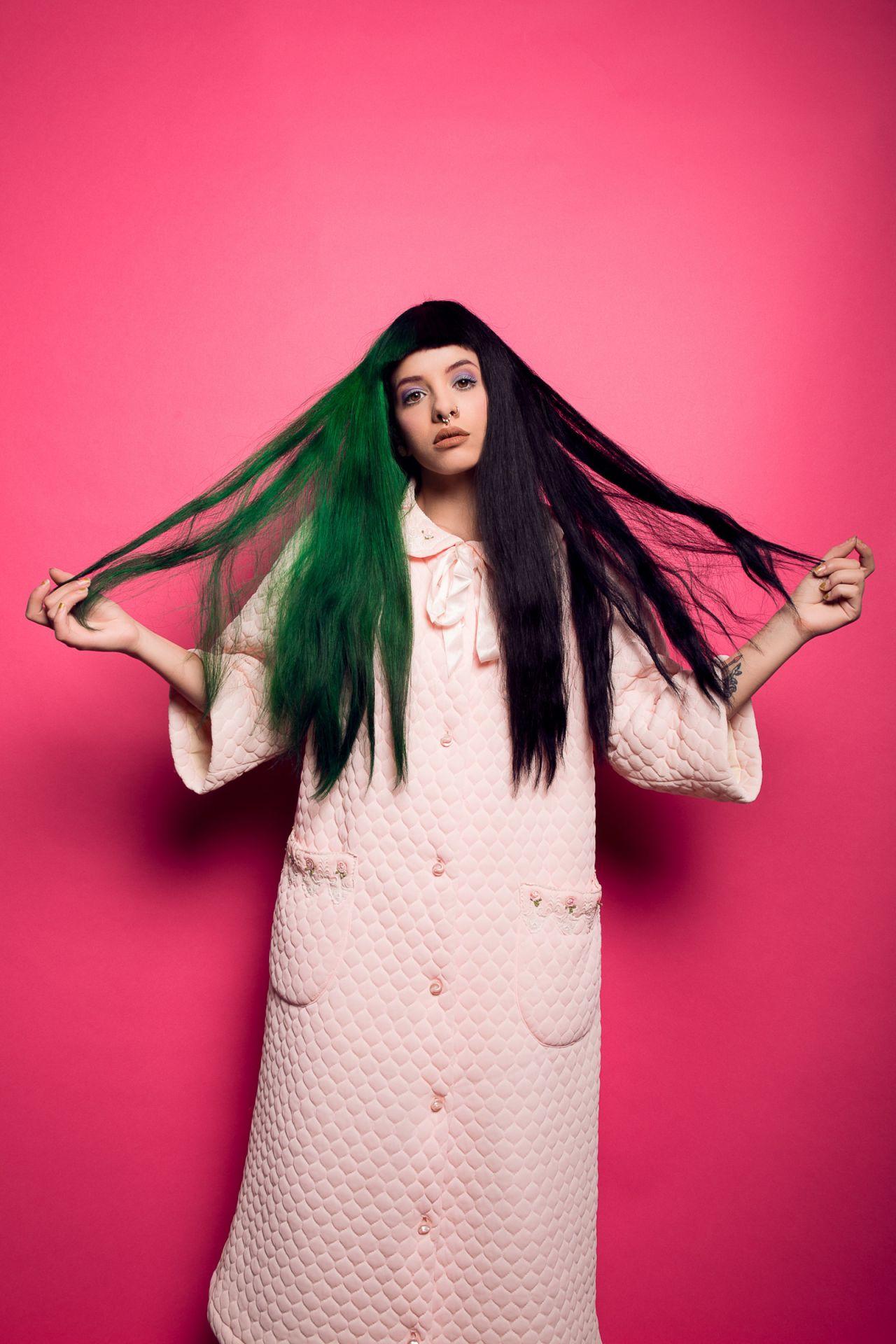 Photoshoot For Vogue Magazine November 2015: Melanie Martinez