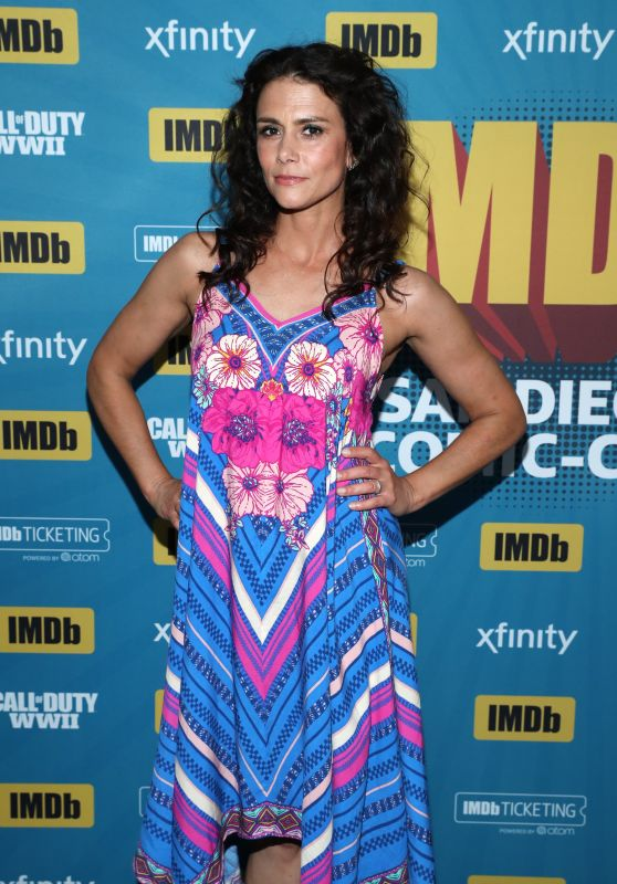 Melissa Ponzio – #IMDboat At San Diego Comic-Con 07/20/2017