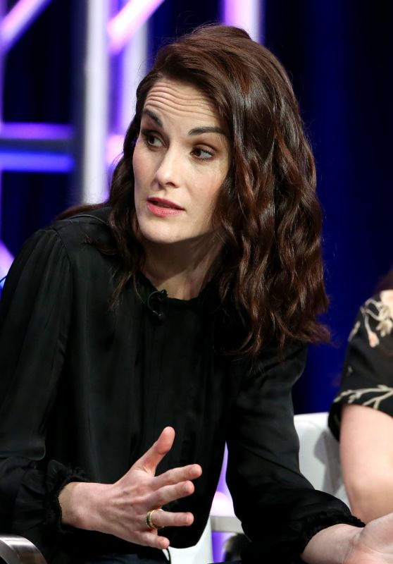 Michelle Dockery & Nasim Pedrad -Turner Networks Leading Women of Drama and Comedy at TCA Summer Press Tour in LA 07/27/2017
