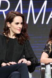 Michelle Dockery & Nasim Pedrad -Turner Networks Leading Women of Drama and Comedy at TCA Summer Press Tour in LA 07/27/2017