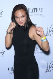 Michelle Waterson - UFC International Fight Week Party in Las Vegas 07/07/2017