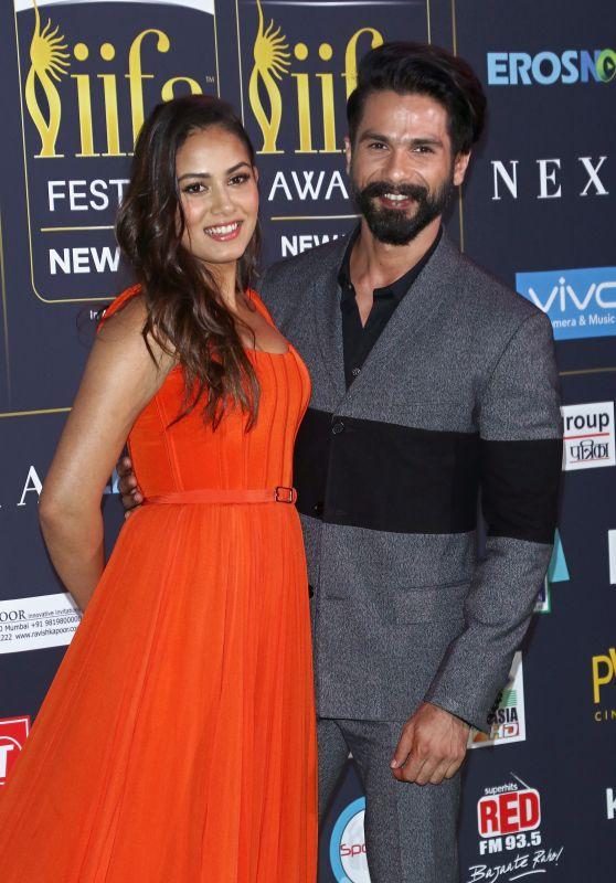 Mira Rajput – International Indian Film Academy Festival in New Jersey 07/14/2017