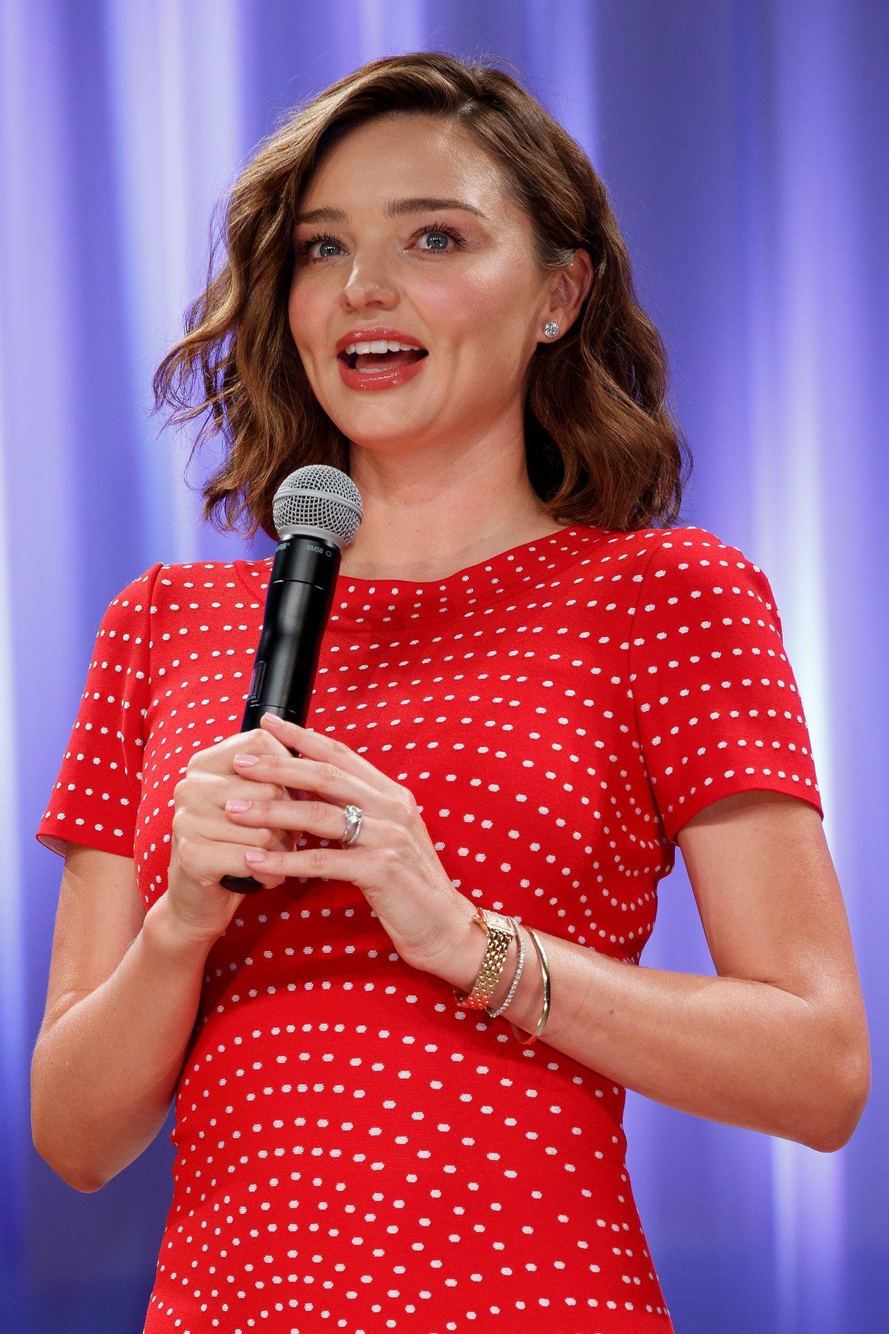 Miranda Kerr - Promotes Marukome Products in Tokyo, Japan ... Miranda Kerr