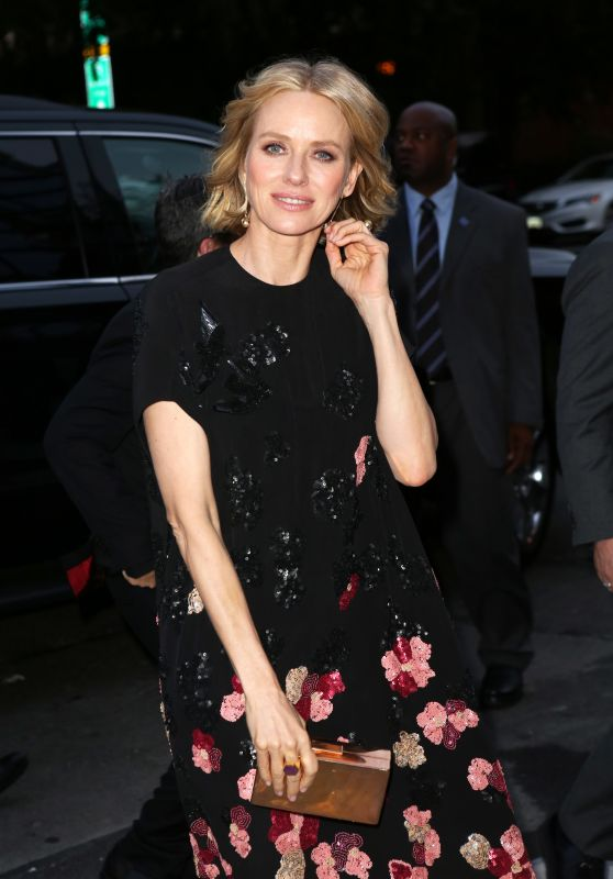Naomi Watts - Arriving at Netflix Hosts a Special Screening of
