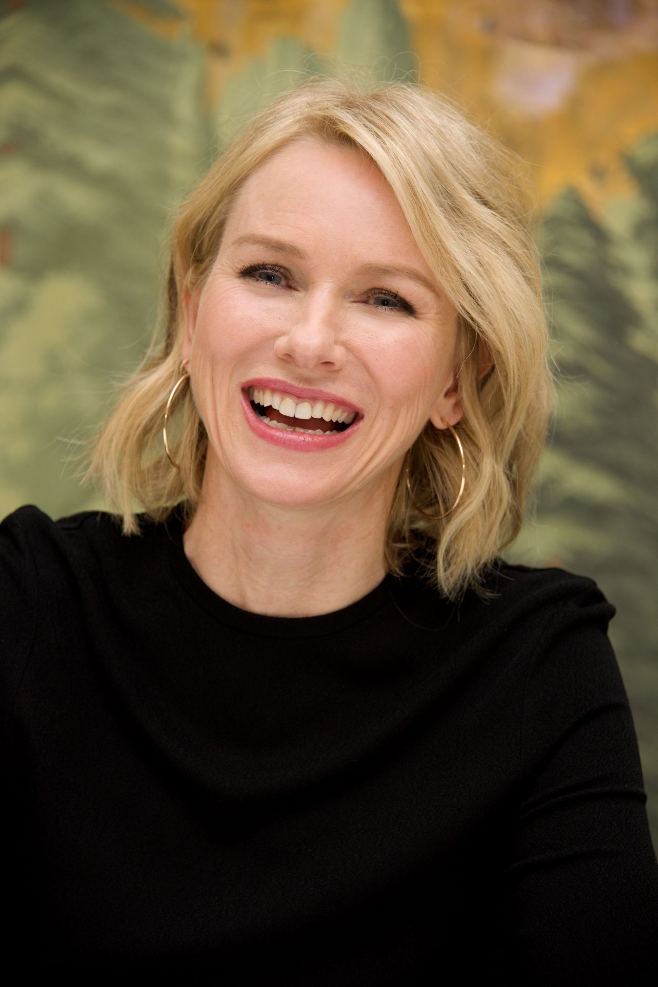 "Naomi Watts - ""The Glass Castle"" Press Conference ... Naomi Watts"