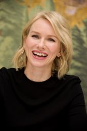 "Naomi Watts - ""The Glass Castle"" Press Conference Portraits in NY  07/14/2017"