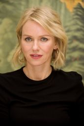 """Naomi Watts - """"The Glass Castle"""" Press Conference Portraits in NY  07/14/2017"""