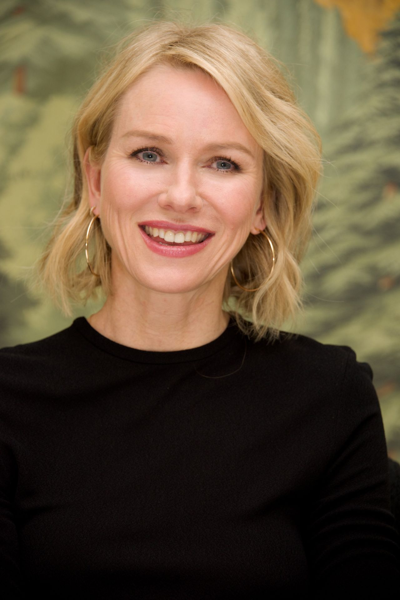 "Naomi Watts - ""The Glass Castle"" Press Conference ..."