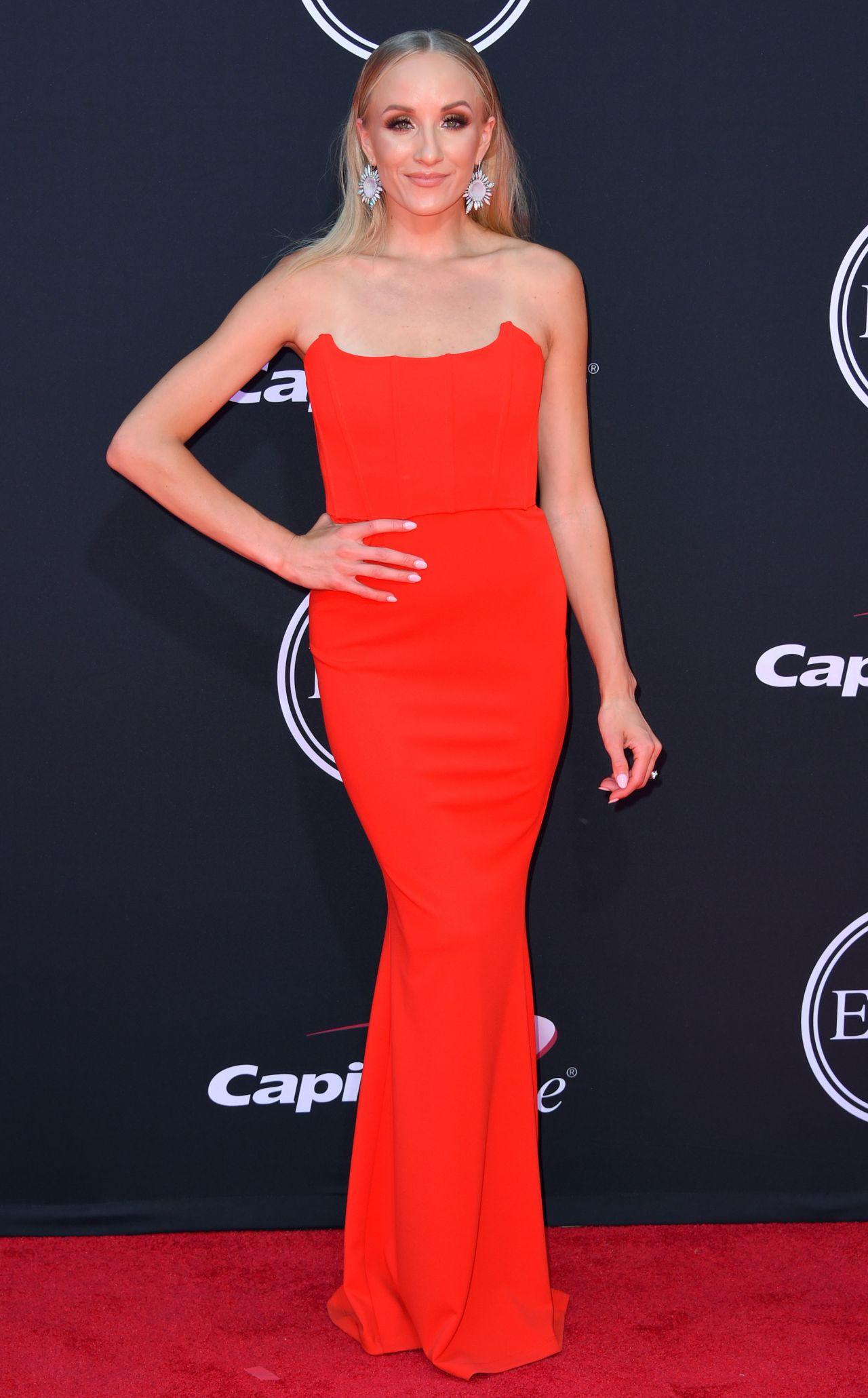 Nastia Liukin – ESPY Awards in Los Angeles 07/12/2017 Nastia Siutkina
