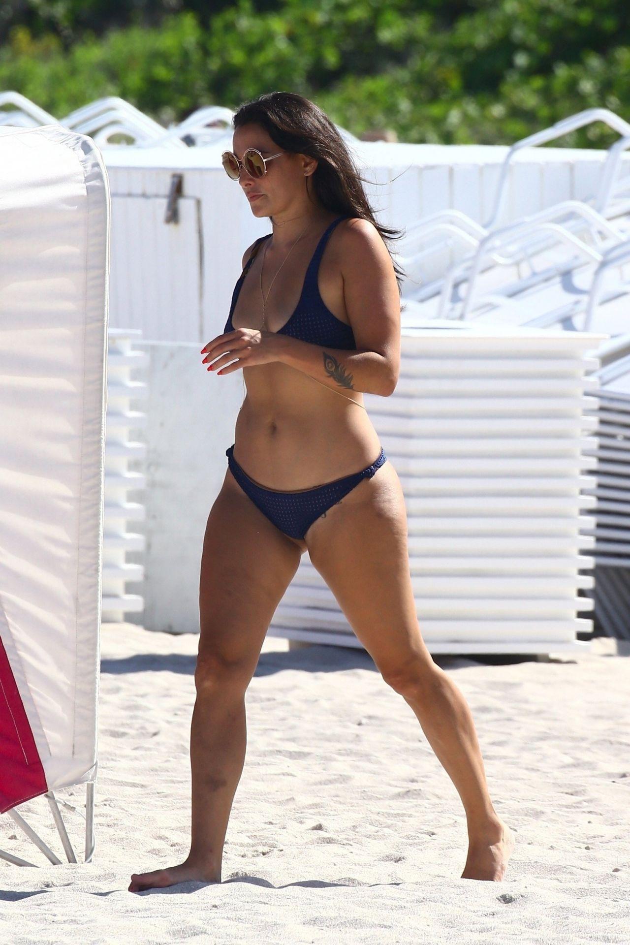 Natalie Martinez In A Bikini - Miami Beach 07142017-1931
