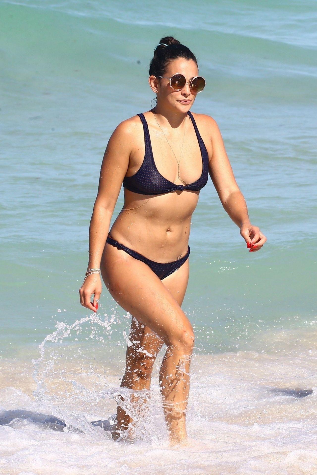 Watch Natalie martinez in bikini miami beach florida video