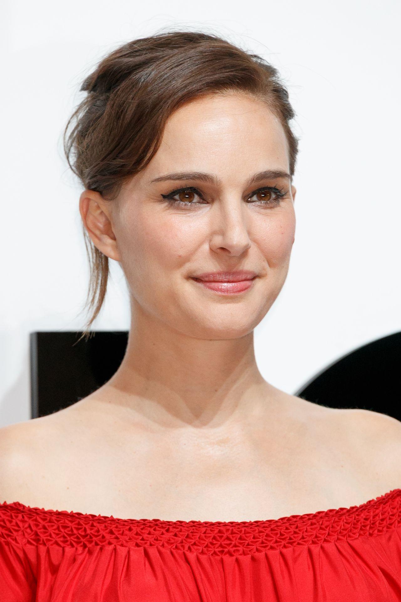 Natalie Portman - Dior for Love' Event at Terrada ...