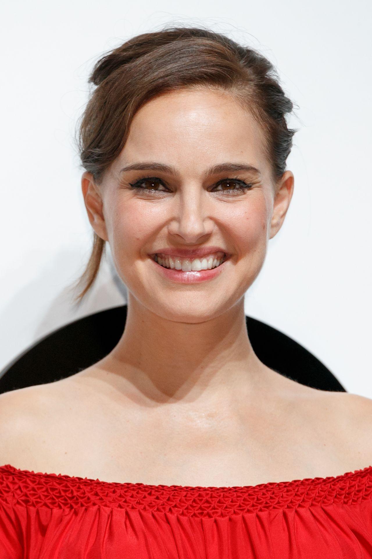 Natalie Portman Dior For Love Event At Terrada