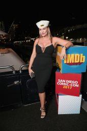 Natasha Henstridge – #IMDboat At San Diego Comic-Con 07/20/2017