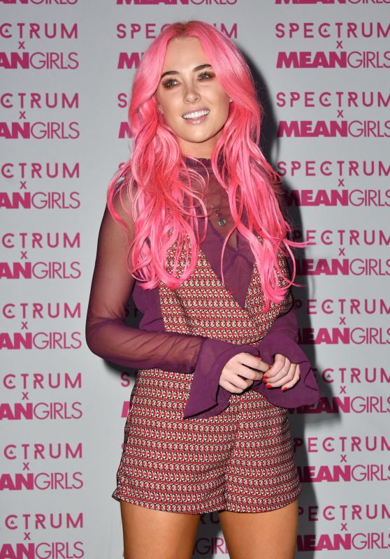 Nicola Hughes – Spectrum and Mean Girls Burn Book Launch Party in London 07/26/2017