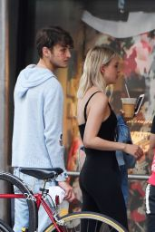 Nicola Peltz at West 4th Tattoo Parlor in West Village, NY 07/12/2017