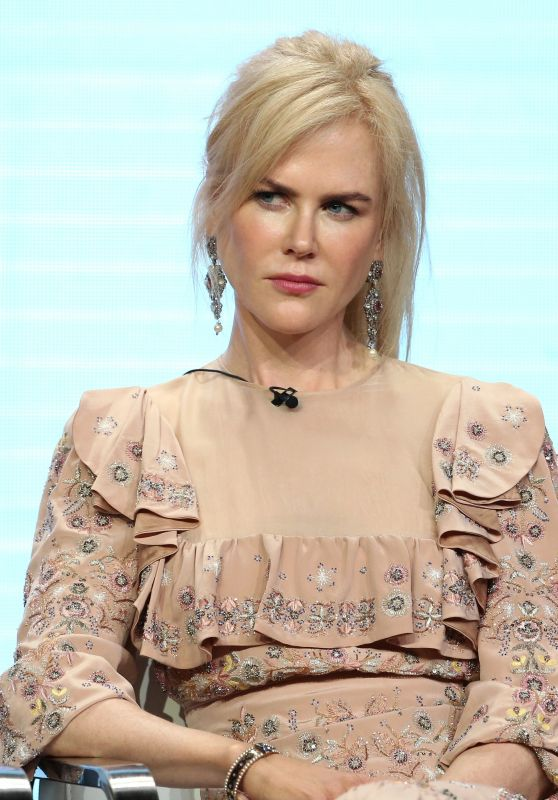 "Nicole Kidman - ""Top of the Lake: China Girl"" TV Show Panel at TCA Summer Press Tour in LA 07/29/2017"