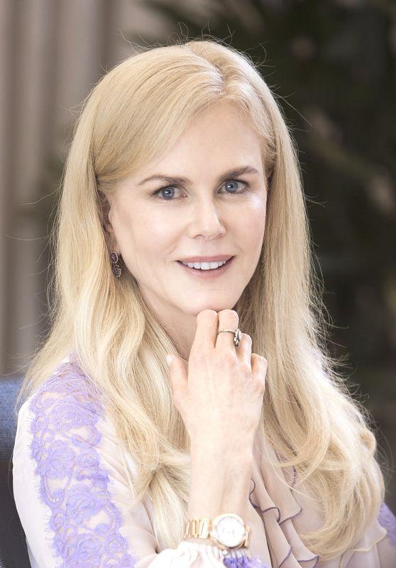 "Nicole Kidman - ""Top of the Lake"" Press Conference 07/28/2017"