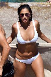 Nicole Scherzinger and Her Boyfriend Grigor Dimitrov on Holiday in Capri 07/13/2017