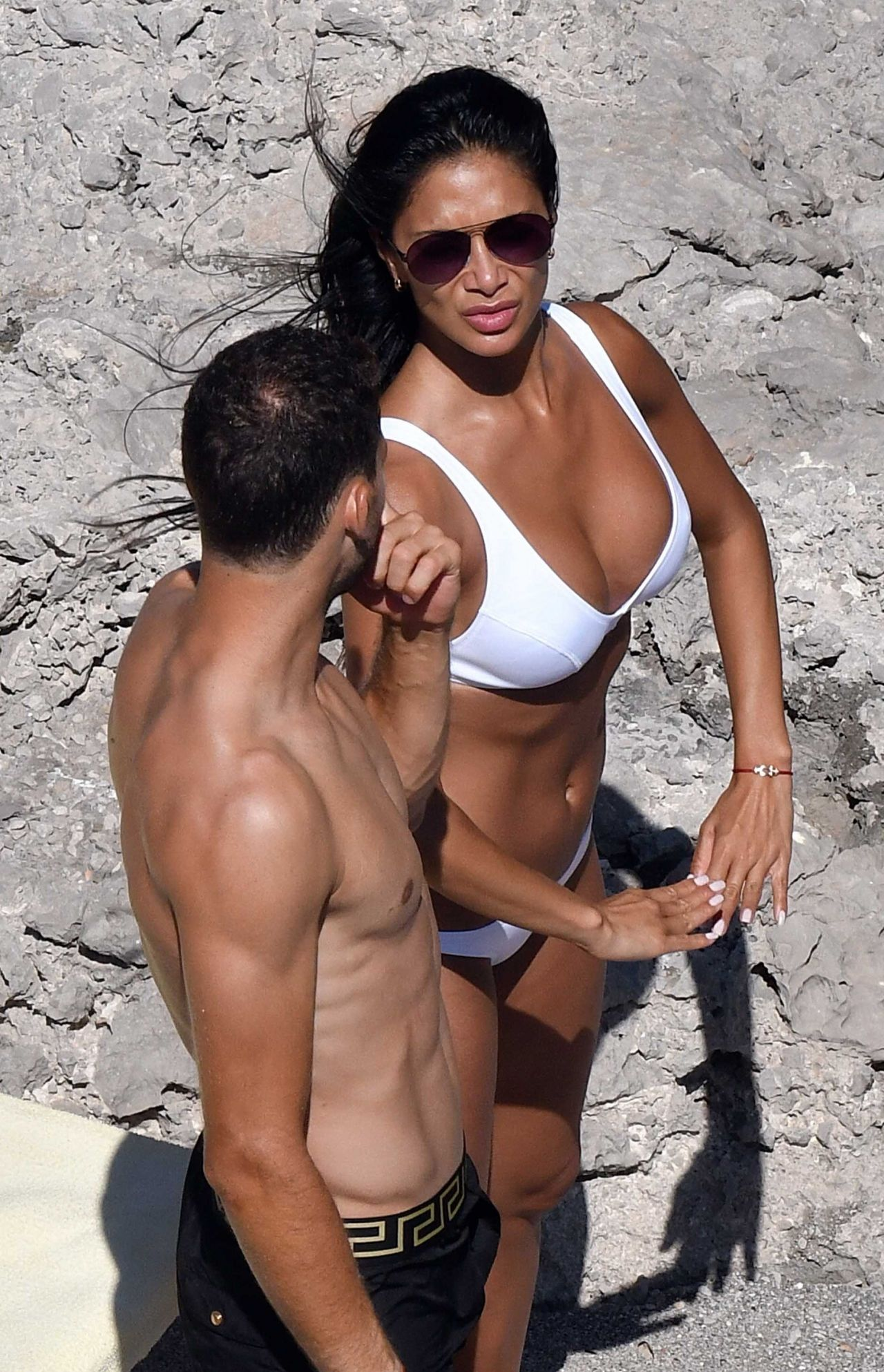Nicole Scherzinger And Her Boyfriend Grigor Dimitrov On