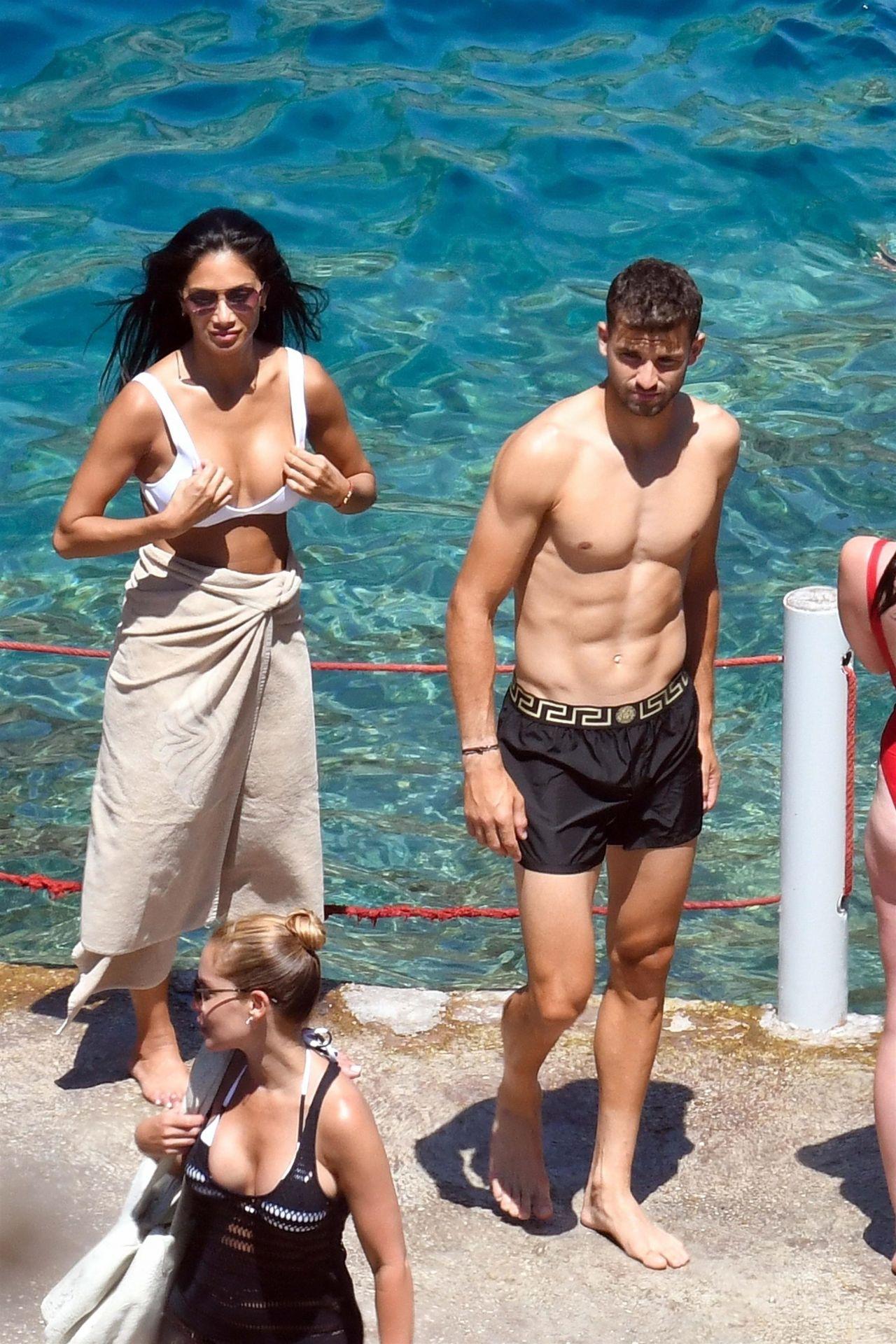 Nicole Scherzinger And Her Boyfriend Grigor Dimitrov On
