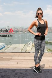 Nina Dobrev - Reebok & Les Mills Present The Ultimate Staycation in NYC 07/20/2017