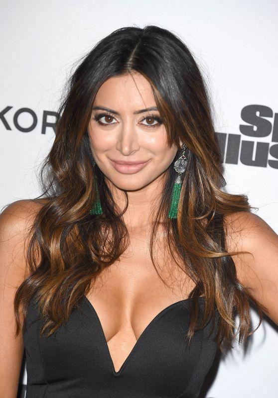 Noureen DeWulf – SI Fashionable 50 in Hollywood 07/18/2017