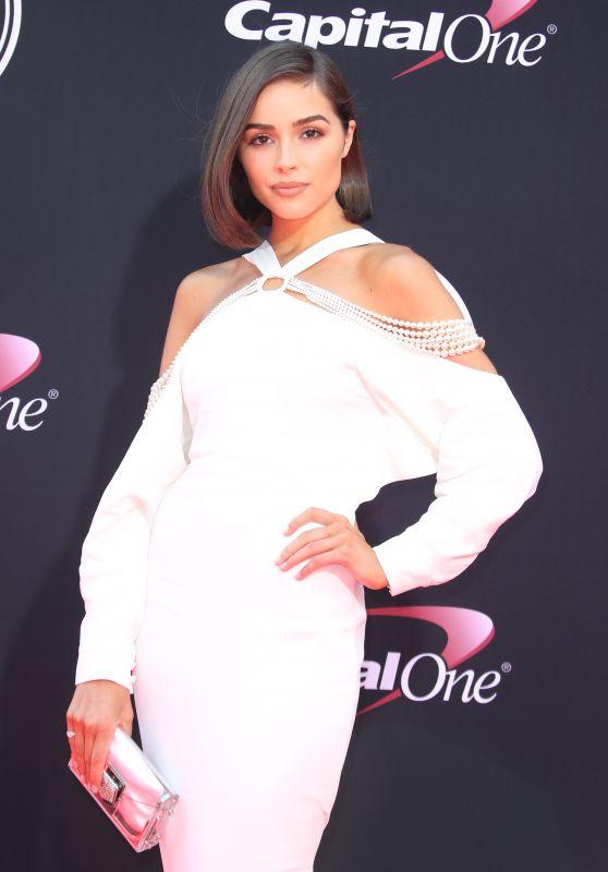 Olivia Culpo – ESPY Awards in Los Angeles 07/12/2017