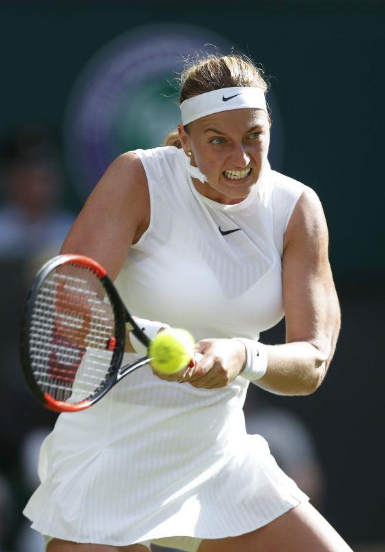 Petra Kvitova - Wimbledon Championships in London 07/03/2017