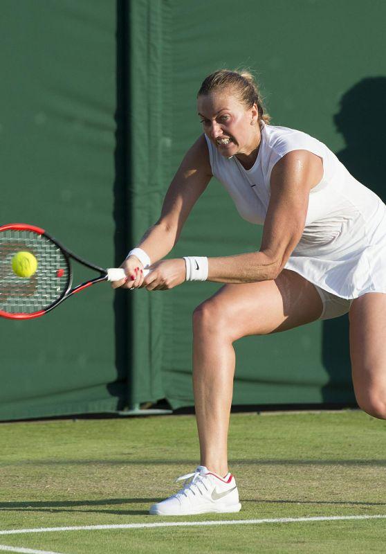 Petra Kvitova – Wimbledon Championships in London 07/05/2017