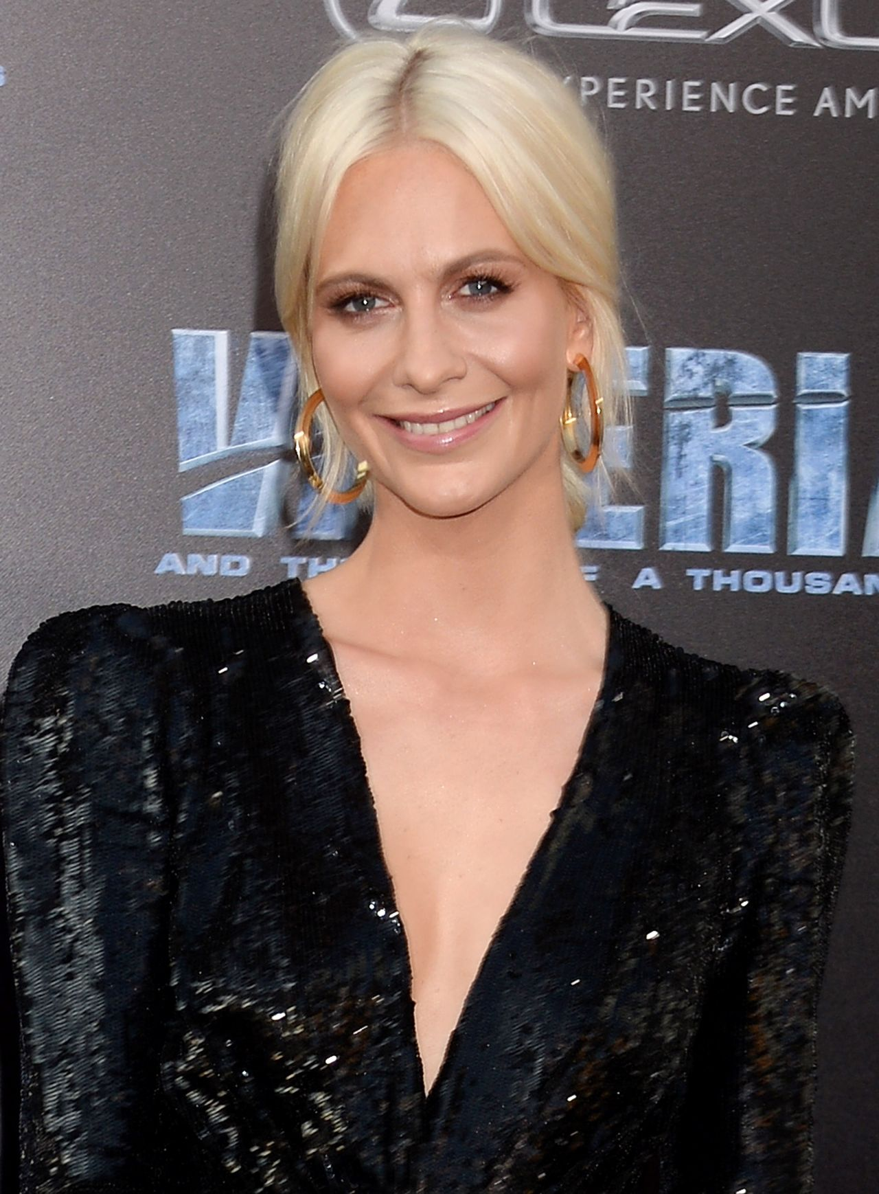 """Poppy Delevingne – """"Valerian and the City of a Thousand ..."""