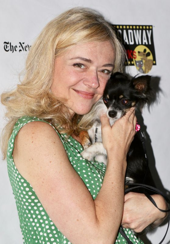 Rachel Bay Jones - Broadway Barks Animal Adoption Event in New York 07/08/2017